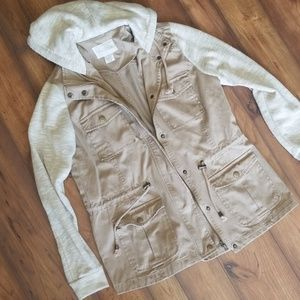 Sky and Sparrow Jacket Size Small